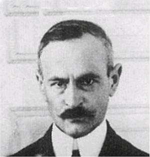 Victor Henri - Image: Victor Henri ca 1922