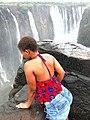 Victoria Falls Zimbabwe top looking down.jpg