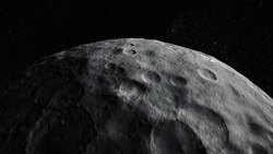 ファイル:Video-FlyOver-DwarfPlanet-Ceres--Dawn-20150608.ogv
