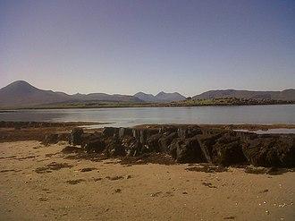 Ashaig - Image: View from Ashaig, Isle of Skye