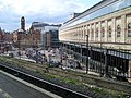 View from platforms at Piccadilly Station - geograph.org.uk - 1248452.jpg