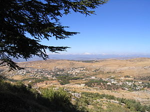 Barouk - Skyline of Barouk