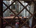 View from the Vasari Corridor into the Church of Santa Felicita, 2016-05-06-2.jpg