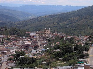 Province in Cundinamarca, Colombia