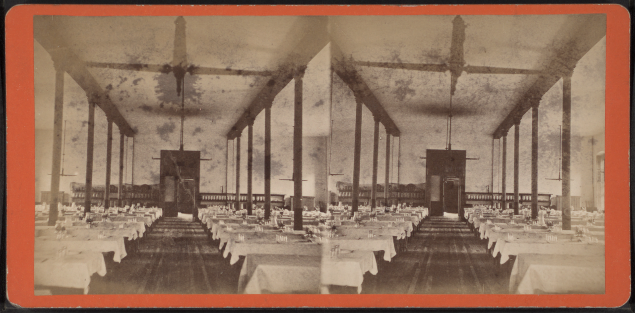 File view of dining room by ackerman bros png wikipedia for Dining room c house of commons