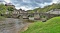 Vigeois, le pont médiéval sur la Vézère.jpg