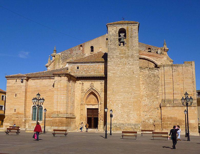 File:Villarrobledo - Iglesia de San Blas 24.JPG