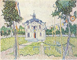 Auvers size 30 canvases - Image: Vincent Willem van Gogh 017