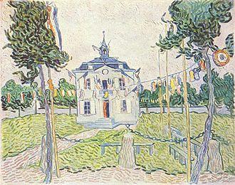 Auvers size 30 canvases - Image: Vincent Willem van Gogh 017