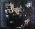 Vincenzo Cabianca - L'addio del volontario (1858).jpg