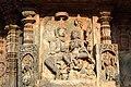 Vishnu and Lakshmi Hoysaleswara Temple Halebid.jpg