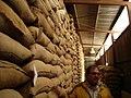 Visita al Beneficio del Café Pastores Sacatepequez Guatemala - Bodega del café.jpg