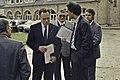 Visite de Mr Bichat et du secrétaire d'état à la recherche à l'INRA de Versailles-18-cliche Jean Weber.jpg