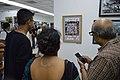 Visitors At Inaugural Day - 45th PAD Group Exhibition - Kolkata 2019-06-01 1608.JPG