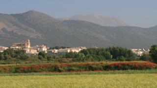 Уэскар,  Андалусия, Испания
