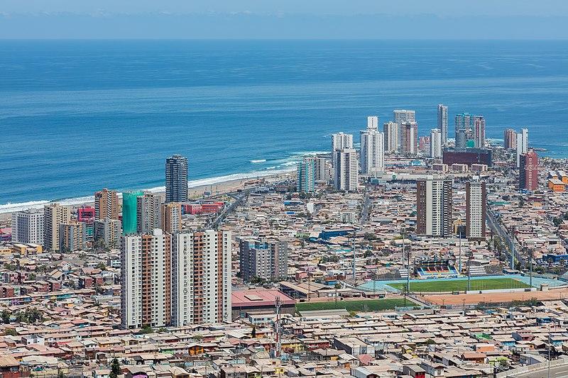 Cidades com as melhores condições para morar no Chile