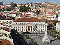 Vista do Miradouro de Sta. Justa - Lisboa (Portugal)3.jpg
