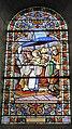 Vitrail Saint Louis rapportant la couronne d'épines Charles Lorin 1920 Église Saint-Pierre-et-Saint-Paul Eure-et-Loir France.jpg