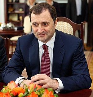 Vlad Filat - Image: Vlad Filat Senate of Poland 01
