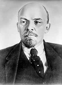 Portrait de Lénine
