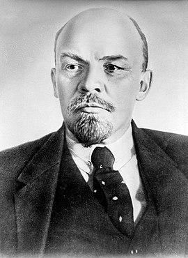Vladimir Ilʹič Lenin