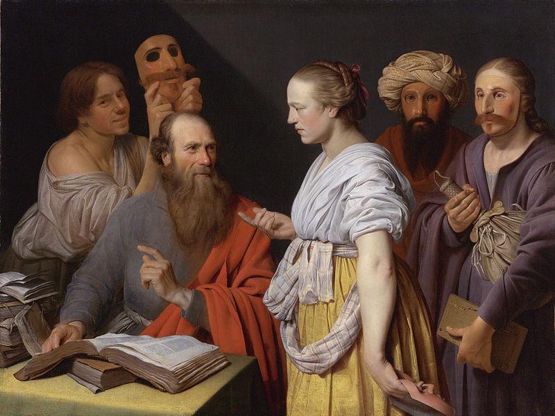 Vliet, Willem van der - An Allegory - 1627.jpg