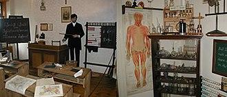 Maria Taferl - The Primary School Museum, Maria Taferl