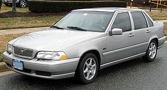 Volvo S70 - 1998 Volvo S70 (US)
