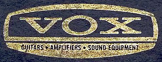 Vox (musical equipment) - Image: Vox full logo (high contrast)