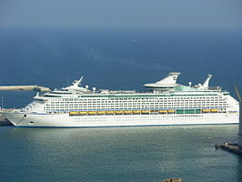 De Voyager of the Seas