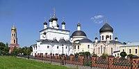 Voznesenskaya Davidova Pustyn - Bell tower, Cathedral Of Our Saviour etc - 20170813 9498.jpg