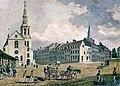 Vue de la place du marche a Quebec en 1832.jpg