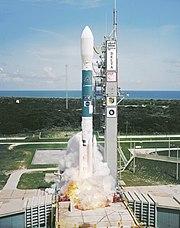 WMAP launch