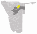 Wahlkreis Grootfontein in Otjozondjupa.png