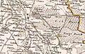 Waldgebiete östlich von Jülich auf Reymanns Special-Karte Nr. 140 Maastricht (1831).jpg