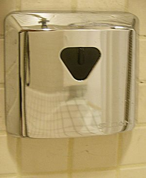 Plumbing fixture - A wall-mounted shower sensor