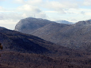 Wallface Mountain mountain in United States of America