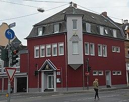 Wasserrolle in Wiesbaden