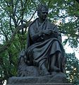 Walter Scott statue in Central Park 2.jpg