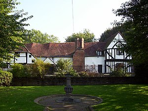 Walton-on-Thames - Image: Walton on Thames Old Manor House