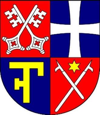 Joachim Meisner - Image: Wappen EB Berlin