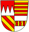 Coat of arms of Aura i.Sinngrund