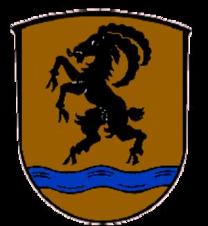 Hebertshausen - Image: Wappen hebertshausen