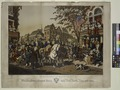 Washington's grand entry into New York, Nov. 25th, 1783. Scene junction 3d Ave. and the Bowery (NYPL Hades-1784723-1650645).tiff