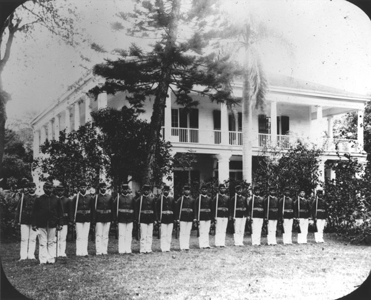 Washington Place, circa 1891–93