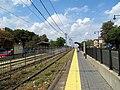 Washington Street station inbound platform, August 2016.JPG