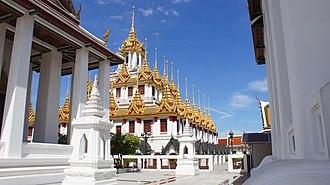 Wat Ratchanatdaram - Image: Wat Ratchanatdaram 03