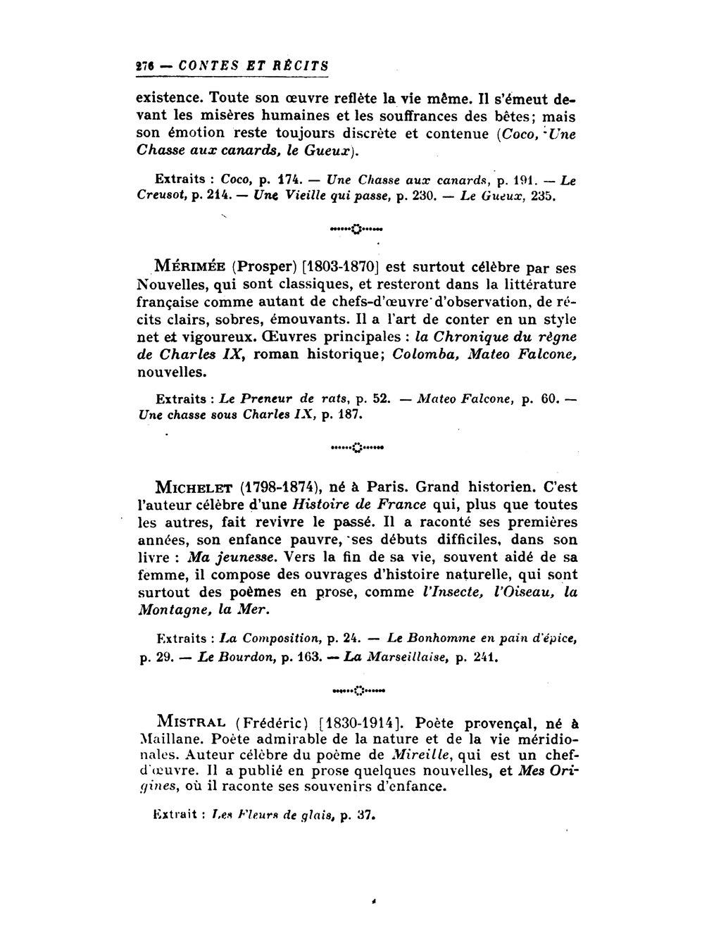 Pageweil Et Chénin Contes Et Récits Du Xixe Siècle 1913