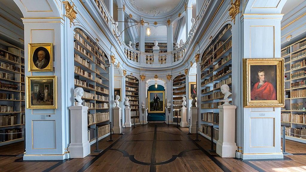 Weimar Platz der Demokratie 1 Herzogin-Anna-Amalia-Bibliothek 22