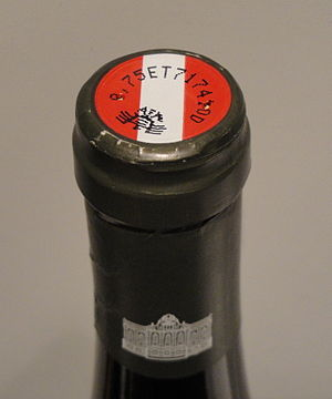 Austrian wine - The Austrian wine seal is used on all wines at Qualitätswein level